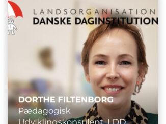 Repræsentant for Landsorganisationen Danske Daginstitutioner (LDD) partnerskabet med Tænketanken DEA samt i Småbørnsløftet